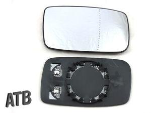 Spiegelglas Rechts Konvex Beheizbar für VOLVO 940 II 960 II S90 V90 Neu