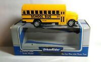 URBAN RIDER - DIECAST - SCHOOL BUS - YELLOW - 80470 - BOXED