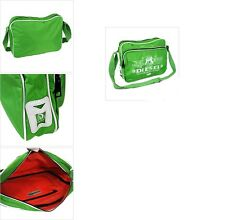 DIESEL HAPPY DAYS NYLON MESSENGER NEON BAG X00315 PR027 H3309