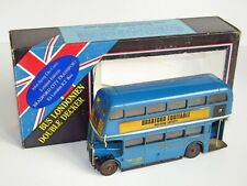 Solido John Ayrey Bradford City Double Decker 1:50 London Model Bus 169 of 500