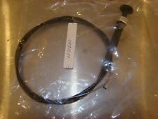 70-94 Alfa Romeo Manual Accelerator Cable w/Knob for All Models w/CtrConsole NEW