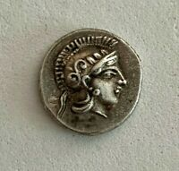 GENUINE ANCIENT GREEK COIN, PLEASE SEE OTHER COINS, GOLD, JEWELRY & CURRENCY
