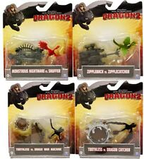 How to train your dragon 2 battle pack   4´er Set
