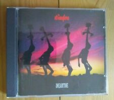 THE STRANGLERS - Dreamtime - original CD (1986) Epic UK EPC26648