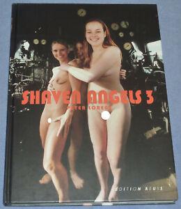 SHAVEN ANGELS 3 HC HARDCOVER PETER LORENZ EDITION REUSS RARE OOP