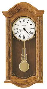 "620-222 HOWARD MILLER DUAL CHIME WALL CLOCK ""LAMBOURN II "" 620222"