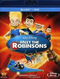 Meet the Robinsons [New Blu-ray] With DVD, Widescreen, Ac-3/Dolby Digital, Dol