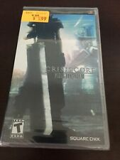 Crisis Core: Final Fantasy Vii (Sony Psp, 2008)