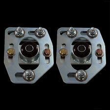 1990 1991 1992 1993 Mustang LX GT 5.0 Billet Caster Camber Plates Urethane LOOK