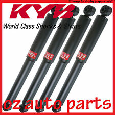4WD FORD COURIER PE/PG 1999-2004 FRONT & REAR KYB EXCEL-G SHOCK ABSORBERS