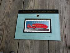 Canada Historic Land Vehicles Folder #1604A-F 1996 MNH