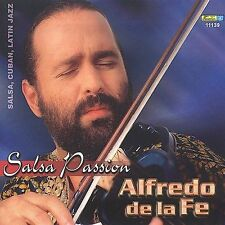 De La Fe, Alfredo : Salsa Passion CD