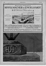 1918 Roth riffelmacher Engelhardt