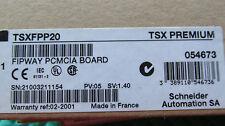 New Schneider Telemecanique Modicon TSXFPP20 Fipway PCMCIA Board Free Shipping
