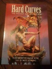 Hard Curves The Fantasy Art Of Julie Bell book