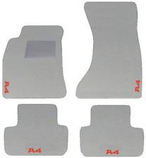AUDI A4 B8 DAL '07 IN POI Tappeti AUTO,Tappetini su misura + Decori + 8 Block.39
