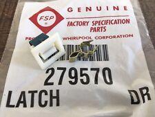 OEM Authentic FSP Whirlpool Dryer Door Catch Part# 279570 (USA Seller) AP3094183