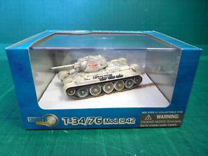 1-72 DRAGON ARMOR ITEM NO 60237 LIMITED EDITION SOVIET T-34/76 MOD 1942 KHARKOV