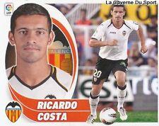 04B RICARDO COSTA PORTUGAL VALENCIA.CF PAOK STICKER CROMO LIGA 2013 PANINI