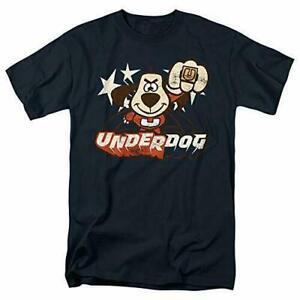 Underdog Movie Funny Flying Logo T Shirt size S-5Xl