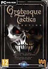 Grotesque Tactics Collection (PC DVD) NEU & VERSIEGELT
