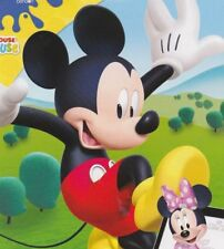 Brand New Mickey Minnie Mouse Big Fun  Book To Color Fast Ship Disney Kids