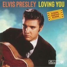 Elvis Presley Loving You Soundtrack Vinyl LP OFFICIAL New Stock Gift Idea