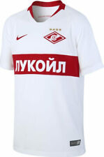 Spartak Moscow 2018-19 away shirt - boys XS (age 6-8, 48-50 inch height)