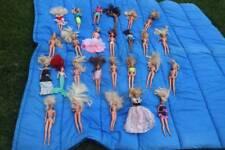 Wholesale Lot of 26 Mattel Vtg Barbie 60's-90's Assorted Dolls w/ Accessories