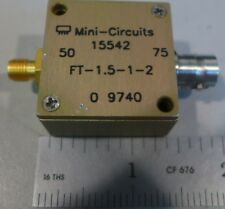 Mini Circuits Ft 15 1 2 Rf Transformer