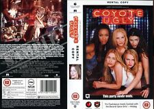 Coyote Ugly, Jerry Bruckheimer VHS Promo Sample Sleeve/Cover #8142