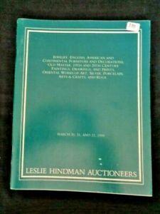Leslie Hindman Auction Catalog 1988 William Wendt Oil Painting Luis Fabien Art