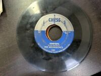 45 Record The Moonglows Tempting/Sincerely VG