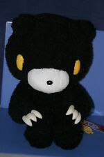 "Chax-GP Chack SLHQ Gloomy Bear Black Puppet Plush Doll TAITO 12"" CGP008"