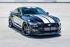 2017 Ford Mustang - Compare with Shelby GT500