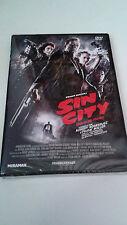 """DVD """"SIN CITY CIUDAD DEL PECADO"""" PRECINTADO SEALED QUENTIN TARANTINO ROBERT RODR"""