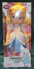 "Disney Animators' Collection 16"" Toddler Doll Princess Cinderella Series 3 New!"