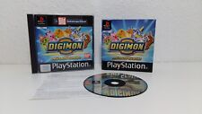 "Sony Playstation 1 Spiel "" Digimon World "" Bandai"