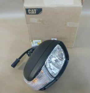 GENUINE CAT CATERPILLAR 344-3458 24V LEFT HEADLIGHT TURN LIGHT 120K 140K 160K