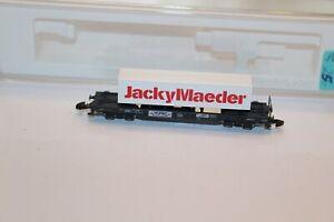 Märklin Z 8603 SBB Huckepackwagen HUPAC JackyMaeder - Neuwertig + OVP