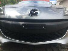 Front Bumper License Plate Bracket For Mazda + 6 Secure Screws & Wrench Kit