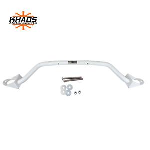 Khaos Motorsports Strut Tower Bar Dodge Charger Challenger 300 PW7 White Knuckle