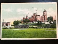 Vintage Postcard>1909>Holy Cross College>Worcester>Massachhusetts