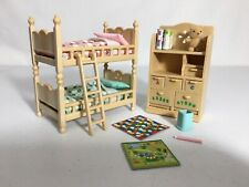 New ListingCalico critters/sylvanian families Children's Bedroom Furniture With bunk beds