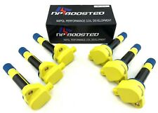 Ignition Coil Packs 6 Pcs for Acura RL TL TSX MDX Honda Accord Odyssey 3.5L 3.7L