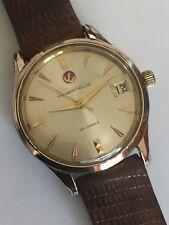 1950s Vintage Rado Presidente De Luxe 25 Joya Reloj Automático para Hombres