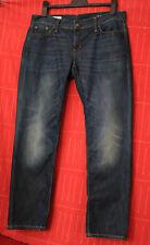 Beau jean GAP 1969 Boy Fit denim bleu 32x32 (taille 42/44)