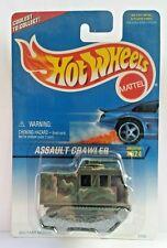 HOT WHEELS #624 - ASSAULT CRAWLER - CHINA
