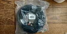 50 ft 3.5mm Stereo Plug Male to 2 RCA Male Stereo Audio Jack Cable Adaptor 5603