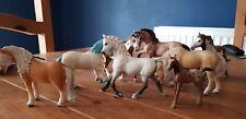 Schleich horses collection